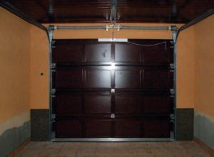 Euroholz garázskapu