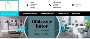 novitano butor webáruház